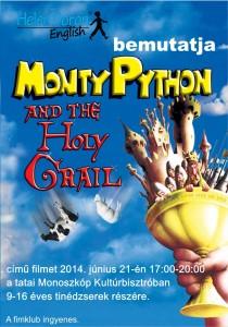 holy_grail plakát